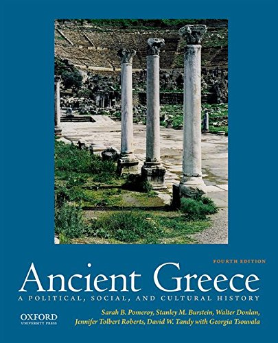 Books : Ancient Greece: A Political, Social, and Cultural History