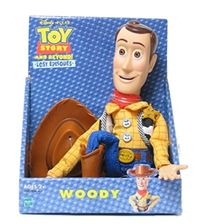 Disney Toy Story And Beyond Woody Cuddle Doll