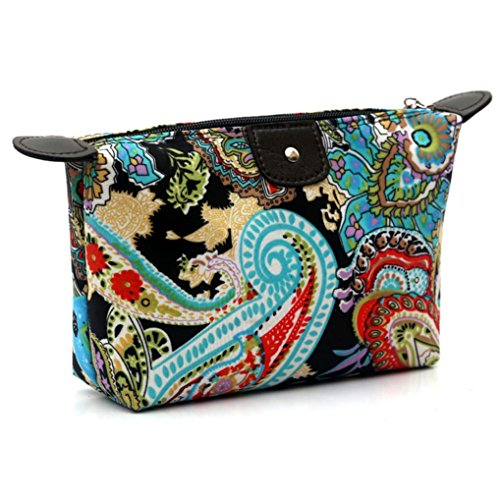 Cosmetic Bags, Toraway 1PC Women Travel Make Up Cosmetic Pouch Bag Clutch Handbag Casual Purse (Cheap Designer Bags)