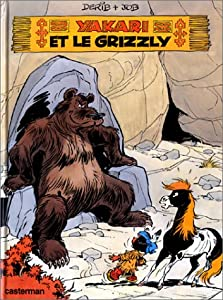 """Afficher """"Yakari et le grizzly"""""""