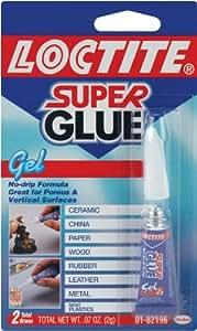 Loctite Super Glue Gel 2-Gram Tube (235495)