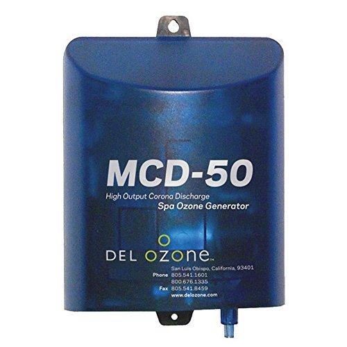 Del Ozone MCD-50U-13 MCD-50 High Output CD Spa Ozone ()