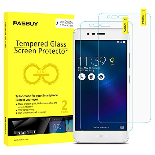 Tempered Glass Screen Protector for Asus Zenfone 3 5.2 - 5