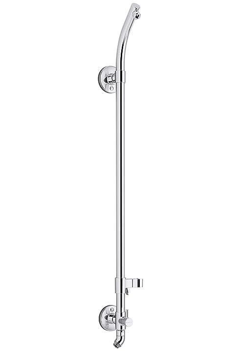 KOHLER K-45905-CP Hydro rail-S Bath and Shower Column, Polished ...