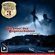 Die Insel des Bogenschützen (Detektei Bates 3) | Markus Duschek