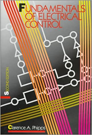 Book Fundamentals of Electrical Control (2nd Edition)
