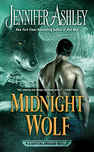 Midnight Wolf (A Shifters Unbound Novel) by [Ashley, Jennifer]
