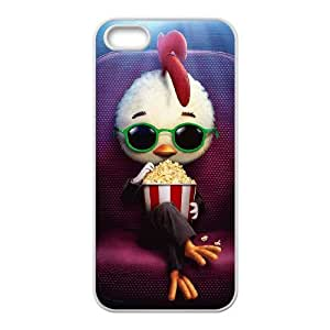 Chicken Little iPhone 4 4s Cell Phone Case White Kfifu