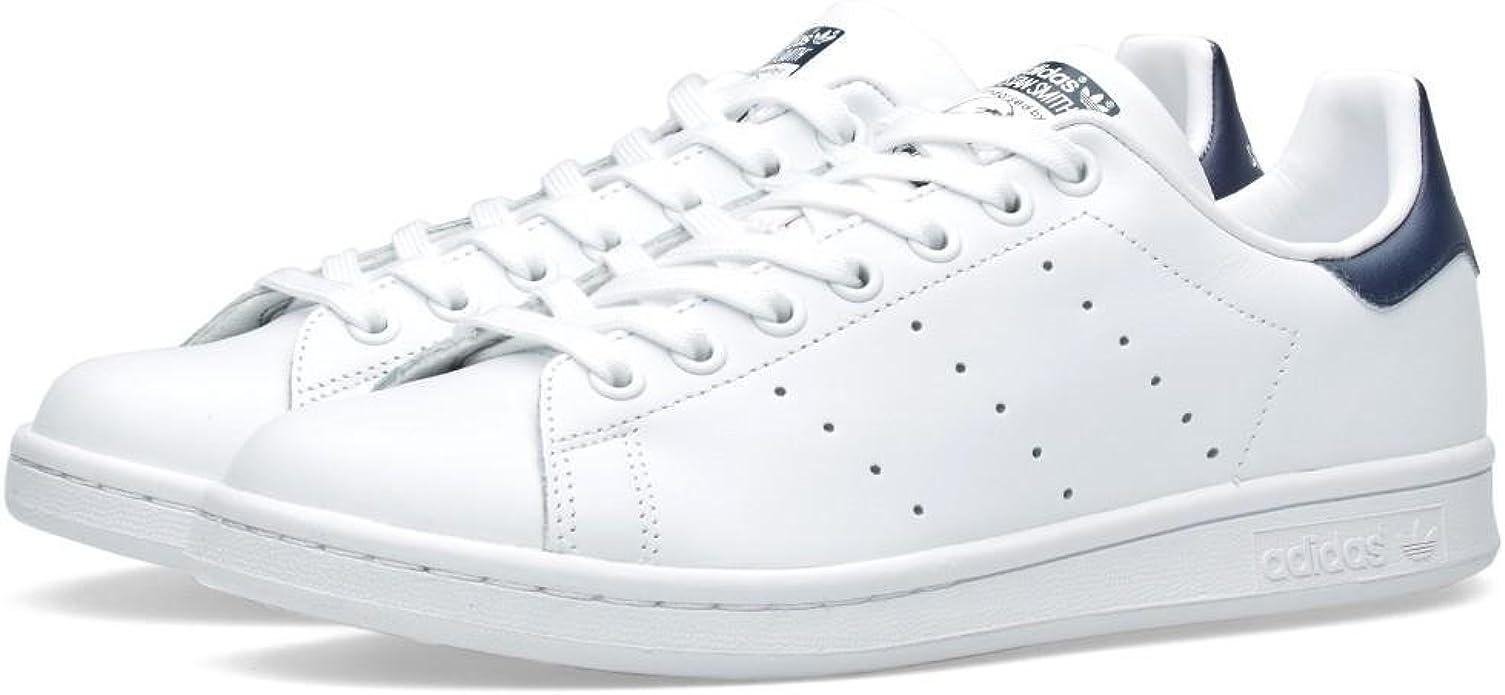 adidas Stan Smith White Green Mens