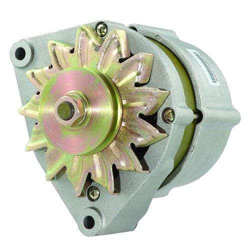 Remy 13056 Premium Remanufactured Alternator (Alternator 240d)