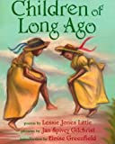 img - for Children of Long Ago: Poems book / textbook / text book