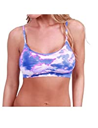 Coobie Women's Strappy Scoopneck Bra Full Size Style 9012F