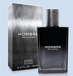 Hombre De Platino Mens Perfume 3.3 Fl Oz By Alejandra Espinoza