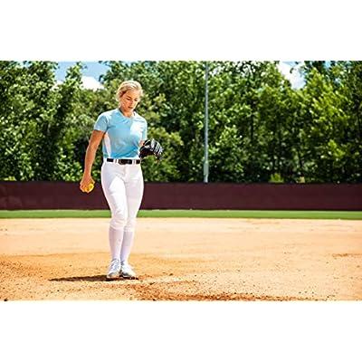9-SPIKE ADVANCED SWEEP WOMENS 4 10 Black/White: Sports & Outdoors