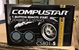1 button remote car starter - Compustar CS801-S 1 Button Remote Start Car Auto Starter (Replaced CS601-S)