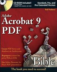 Adobe Acrobat 9 PDF Bible