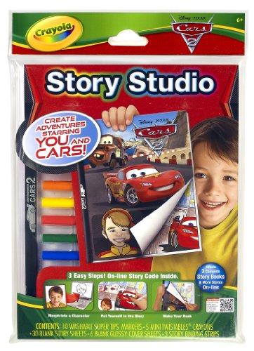 Crayola Story Studio Comic Maker