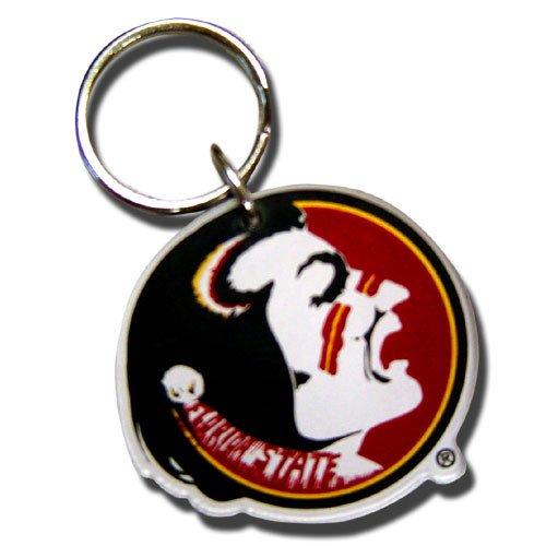 WinCraft NCAA 19546014 Florida State University Premium Acrylic Key Ring