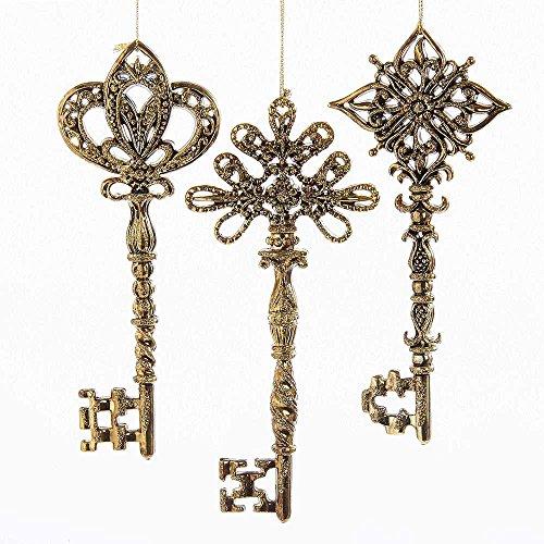 Key Ornament (Kurt Adler YAMT1958 6