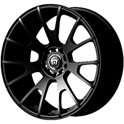 "Motegi Racing MR118 Matte Black Finish Wheel (18x8""/5x4.5"")"