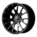 Motegi Racing MR118 Matte Black Finish Wheel (17x8'/5x112mm)