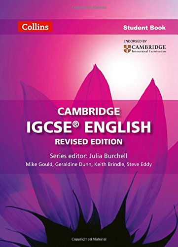Cambridge IGCSE English Student Book (Collins Cambridge IGCSE English)