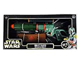 Disney Parks Exclusive Authentic Original Star Wars Boba Fett Blaster with Electronic Blaster Sound