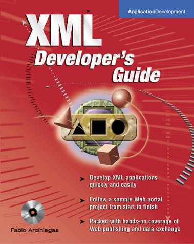 XML Developer's Guide (Application Development) by McGraw-Hill Companies