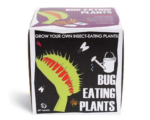 Sow & Grow, Fleisch fressende Pflanzen - Geschenk Box