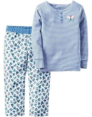 2 Piece PJ Set (Toddler/Kid)