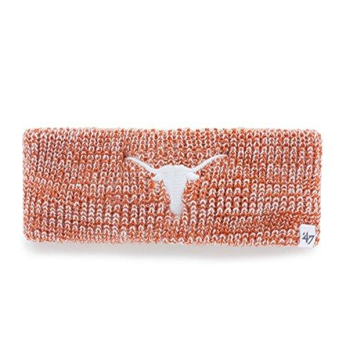 NCAA Texas Longhorns Women's '47 Prima Twisted Headband, Burnt Orange