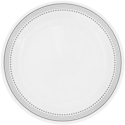"Corelle® Livingware™ Mystic Gray 10.25"" Plate - Corelle"