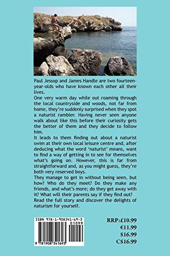 Paul And James S Naturist Adventure Paperback February