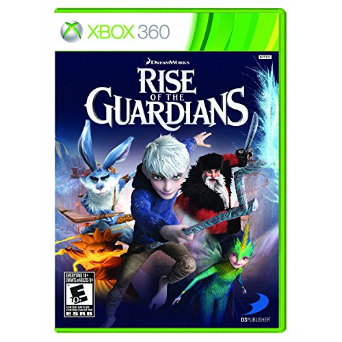 Rise Of The Guardians The Video Game - Xbox 360 Standard Edition