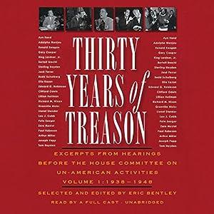 Thirty Years of Treason, Volume 1 Audiobook