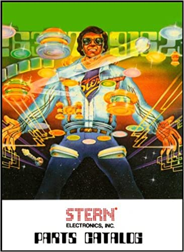 Stern 1981 Pinball Parts Catalog Manual: Stern: Amazon com