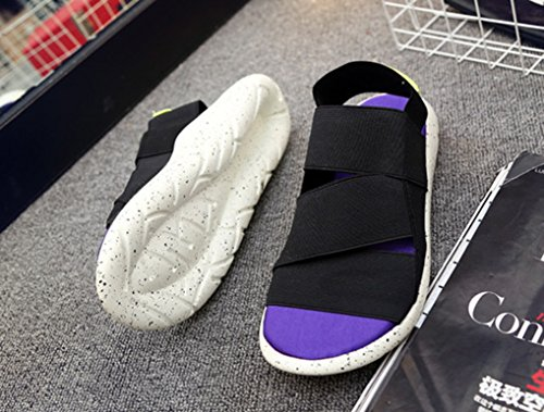 Uomo Flop Black Flip Femaroly Purple qEv5wtB