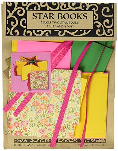 Books By Hand Star Book, (Pink Bone Folder)