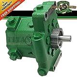 AR103033 NEW Hydraulic Pump For John Deere 1020 1520 2020 1530 2030 2630 3120+