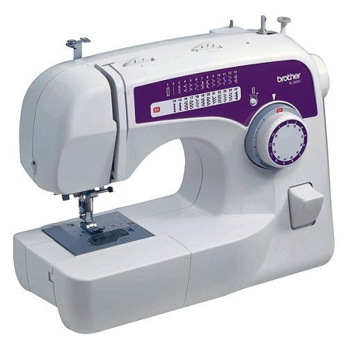 Amazon BROTHER XL40 40 Stitch FreeArm Sewing Machine Impressive Brother Sewing Machine 2600i