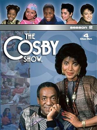 Amazoncom The Cosby Show Season 2 Bill Cosby Phylicia Rashad