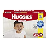 Huggies Snug and Dry Diapers, Step 6 Economy Plus, 136-Count