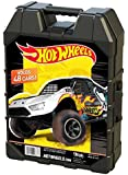 Hot Wheels Molded 48 Car Case - Colors and Styles May Vary