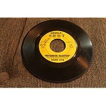 psychotic reaction 45 rpm single