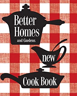 Better Homes and Gardens New Cook Book 1968 Edition Better Homes