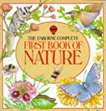 Usborne Complete First Book of Nature (First Nature)
