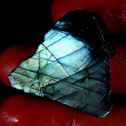 Qualitygems 53.80Cts.100% Natural Labradorite Multi, used for sale  Delivered anywhere in USA