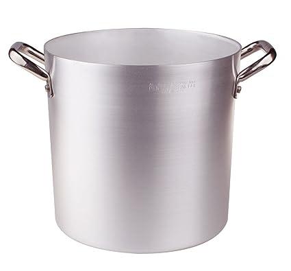 Ollas Agnelli Pan de Aluminio, con Dos Asas de Acero ...