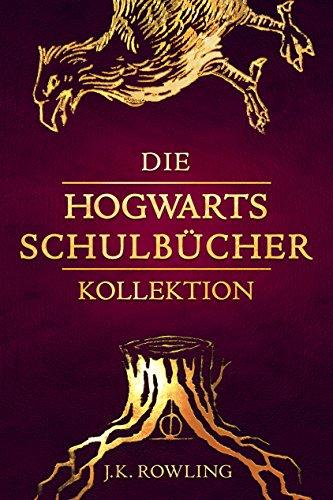 Die Hogwarts Schulbücher Kollektion (German Edition) por J.K. Rowling