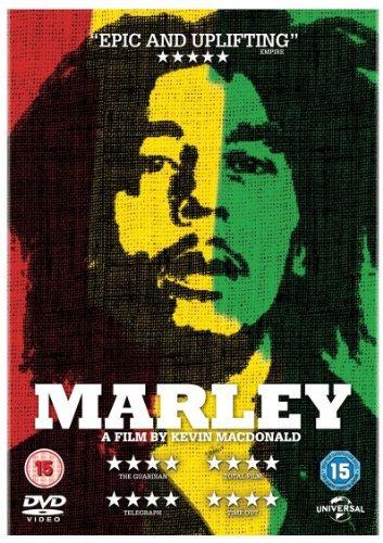 Marley [DVD] [2012] by Bob Marley B01I05KG5K